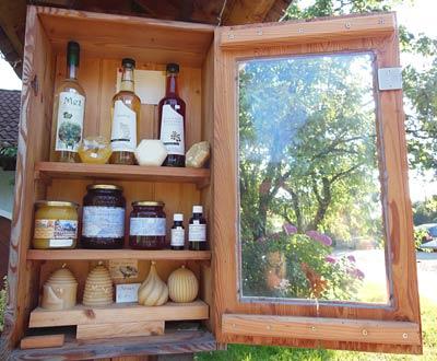 Bienen-Produkte